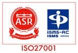 JIS Q 27001:2014認証取得